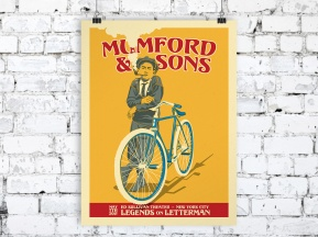 mumford-and-sons-legends-on-letterman-poster